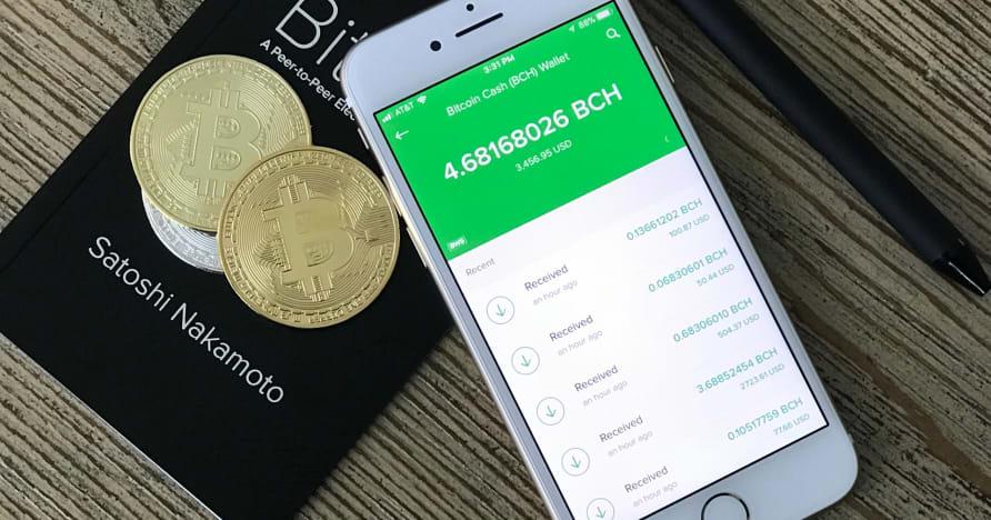 Primeiros passos nos cassinos móveis Bitcoin