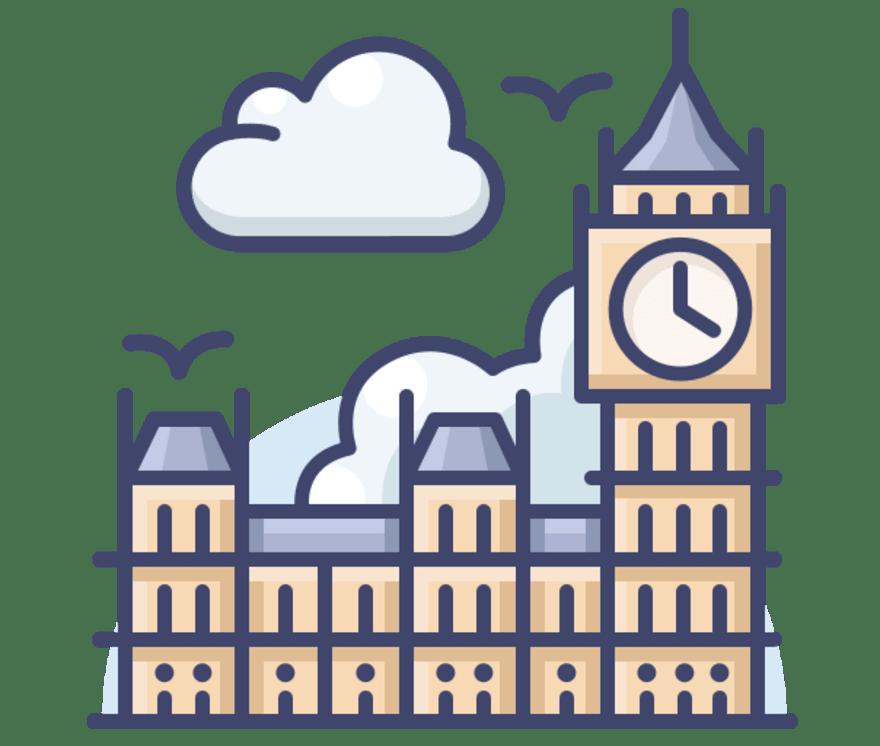 33 Melhor Cassino Móvels - Reino Unido 2021
