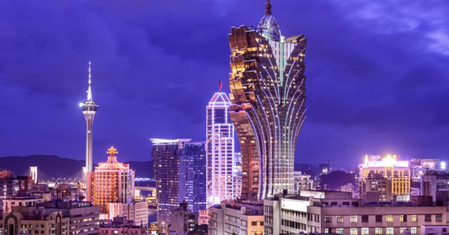 Faça uma viagem ao Oriente com o Sr. Macau da Betsoft