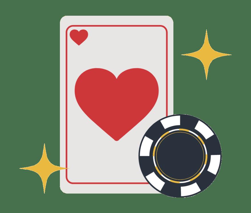 95 Melhores Cassino Móvels de Pôquer em 2021